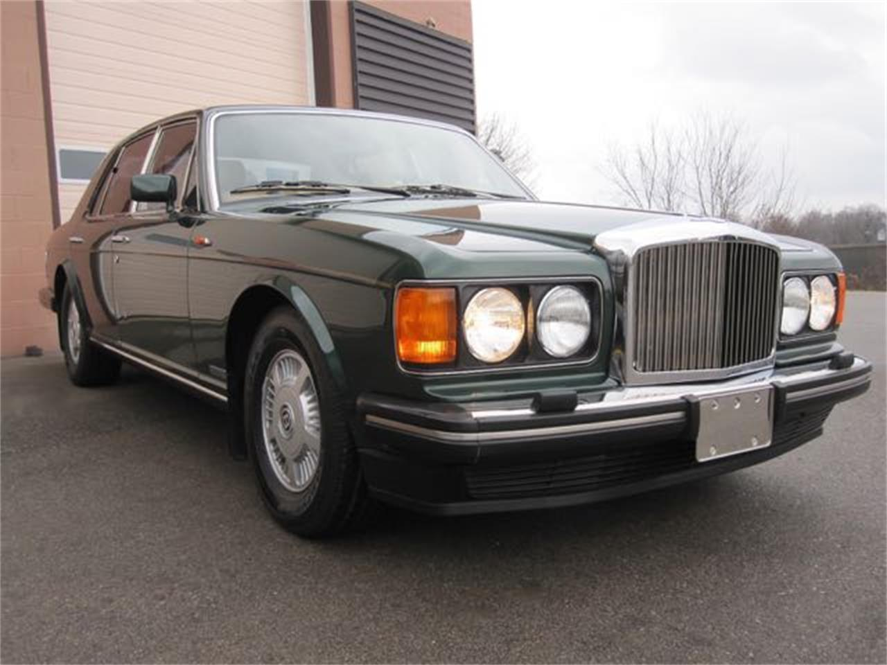 Large Picture of '92 Mulsanne S Auction Vehicle - LART