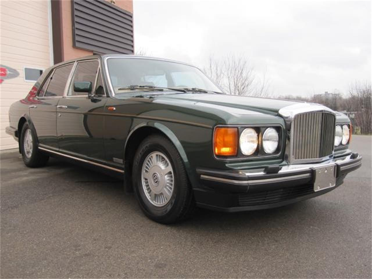 Large Picture of 1992 Mulsanne S located in Waterloo Ontario Auction Vehicle - LART