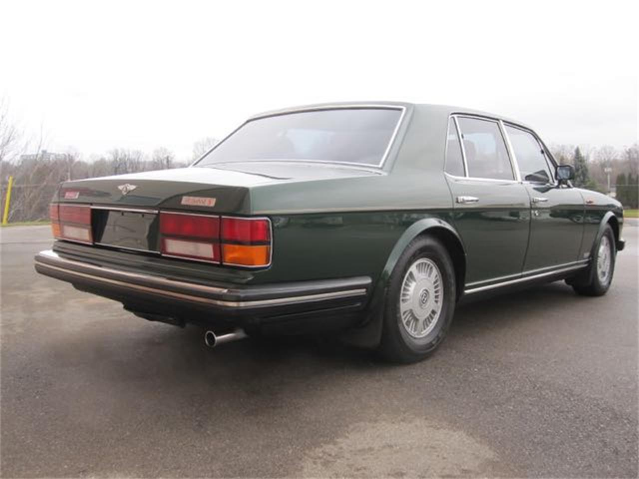 Large Picture of 1992 Mulsanne S located in Ontario Auction Vehicle - LART