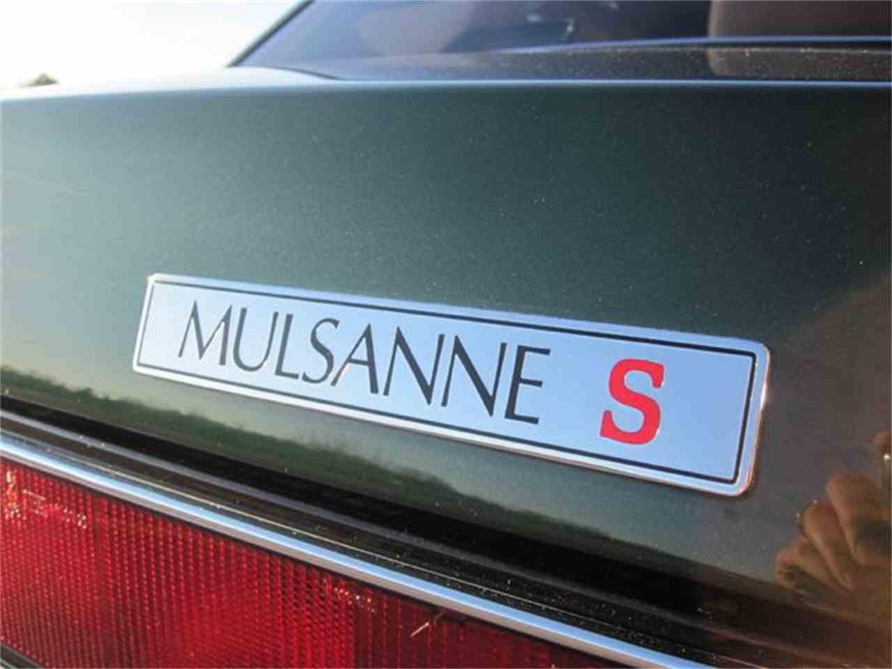 Large Picture of '92 Mulsanne S - LART
