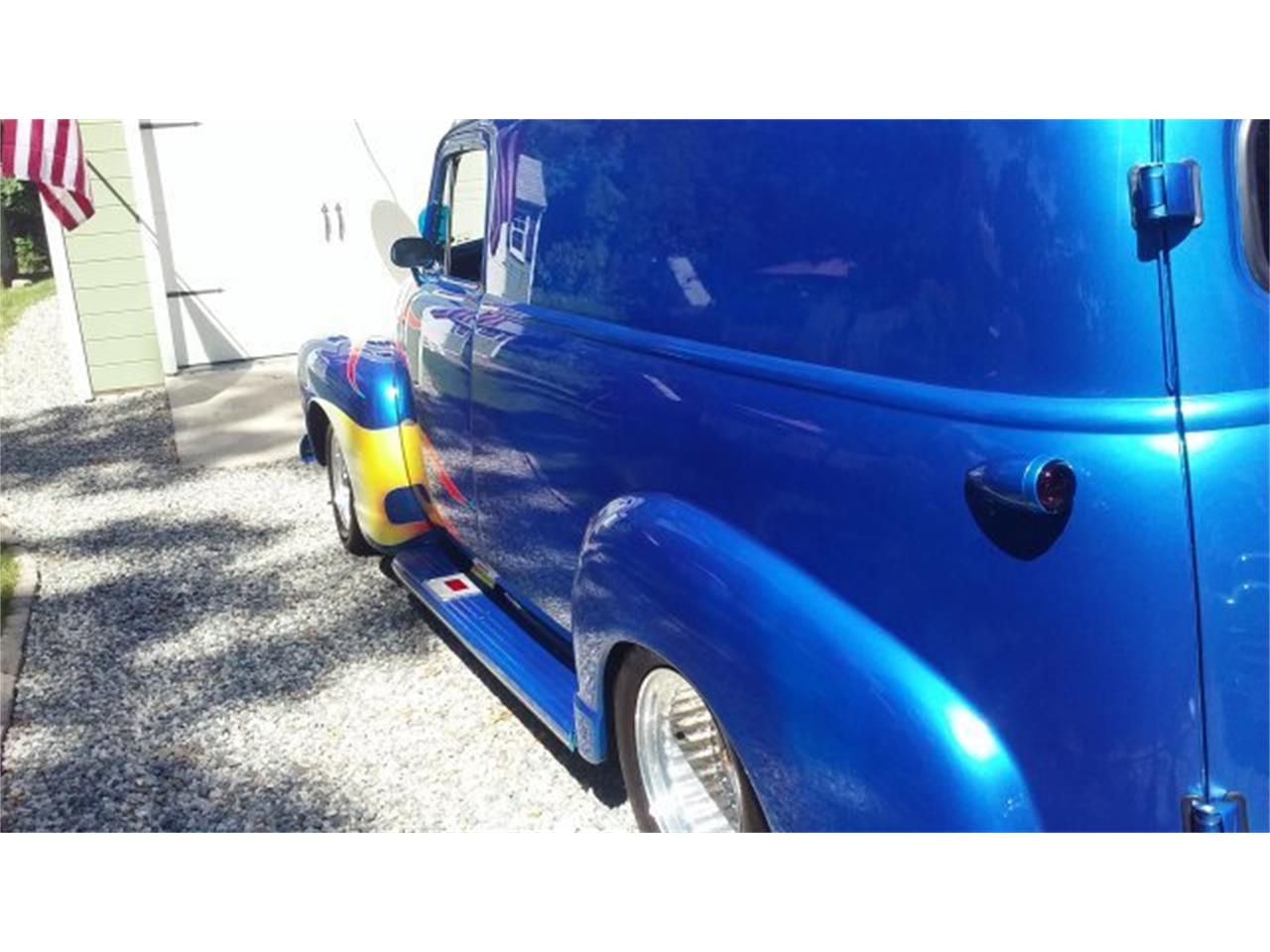 Large Picture of 1954 GMC Panel Delivery Van located in Hanover Massachusetts - $33,200.00 Offered by CARuso Classic Cars - LASE