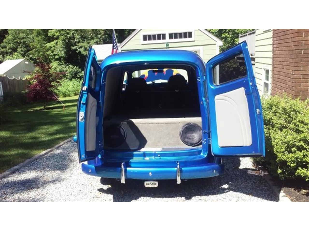 Large Picture of Classic '54 Panel Delivery Van located in Hanover Massachusetts - $33,200.00 Offered by CARuso Classic Cars - LASE