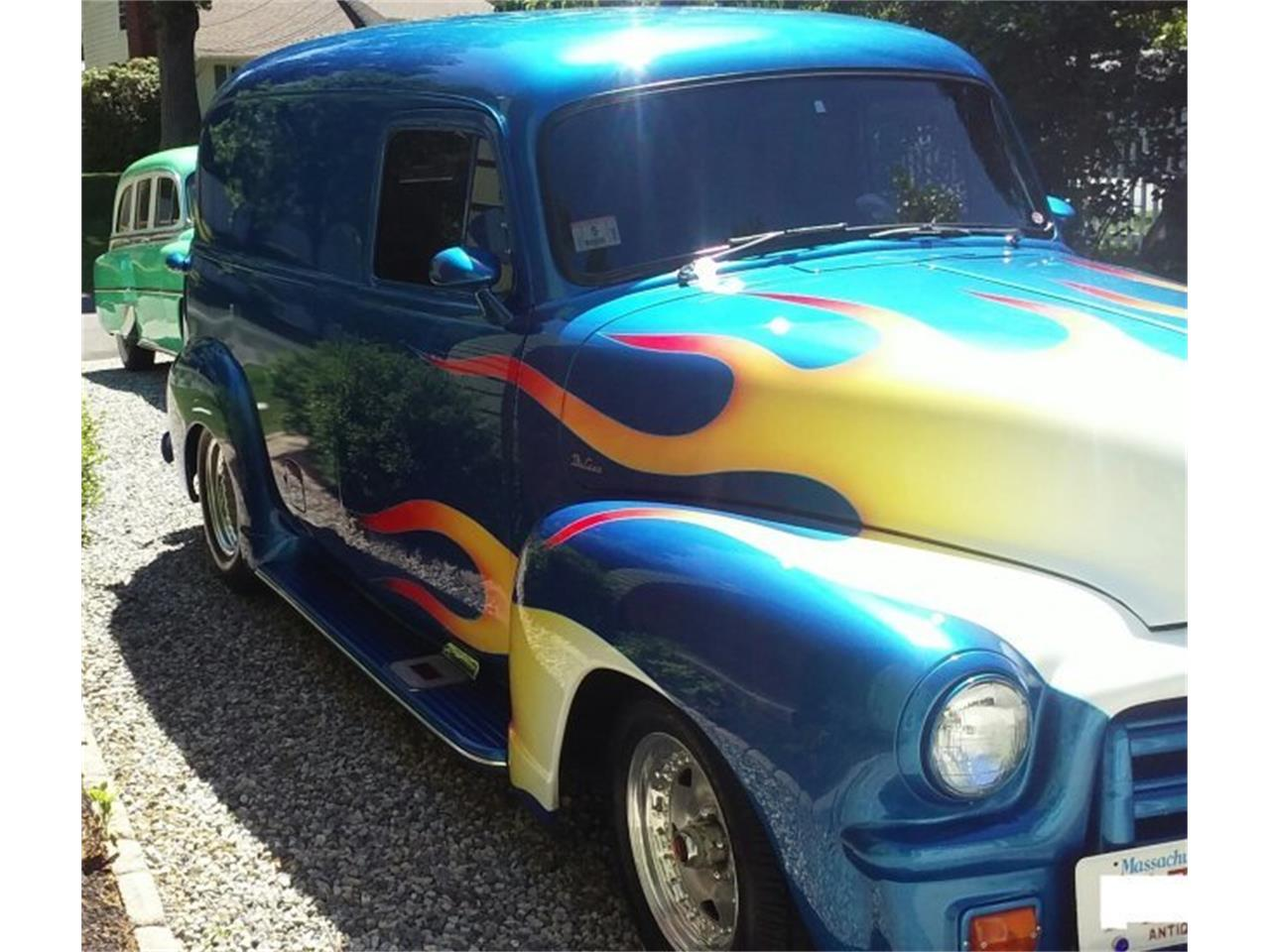 Large Picture of Classic 1954 Panel Delivery Van - LASE