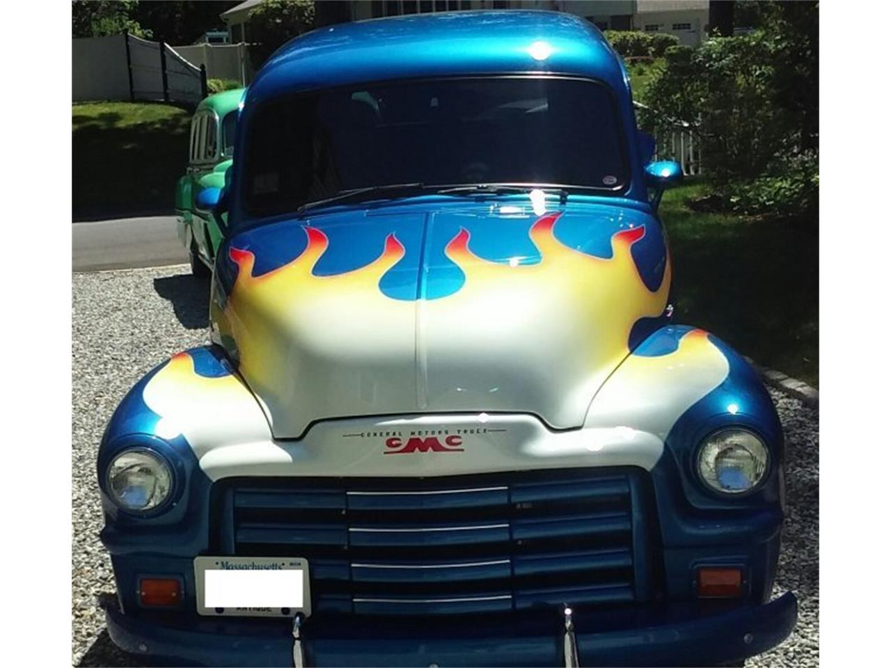 Large Picture of Classic '54 GMC Panel Delivery Van Offered by CARuso Classic Cars - LASE
