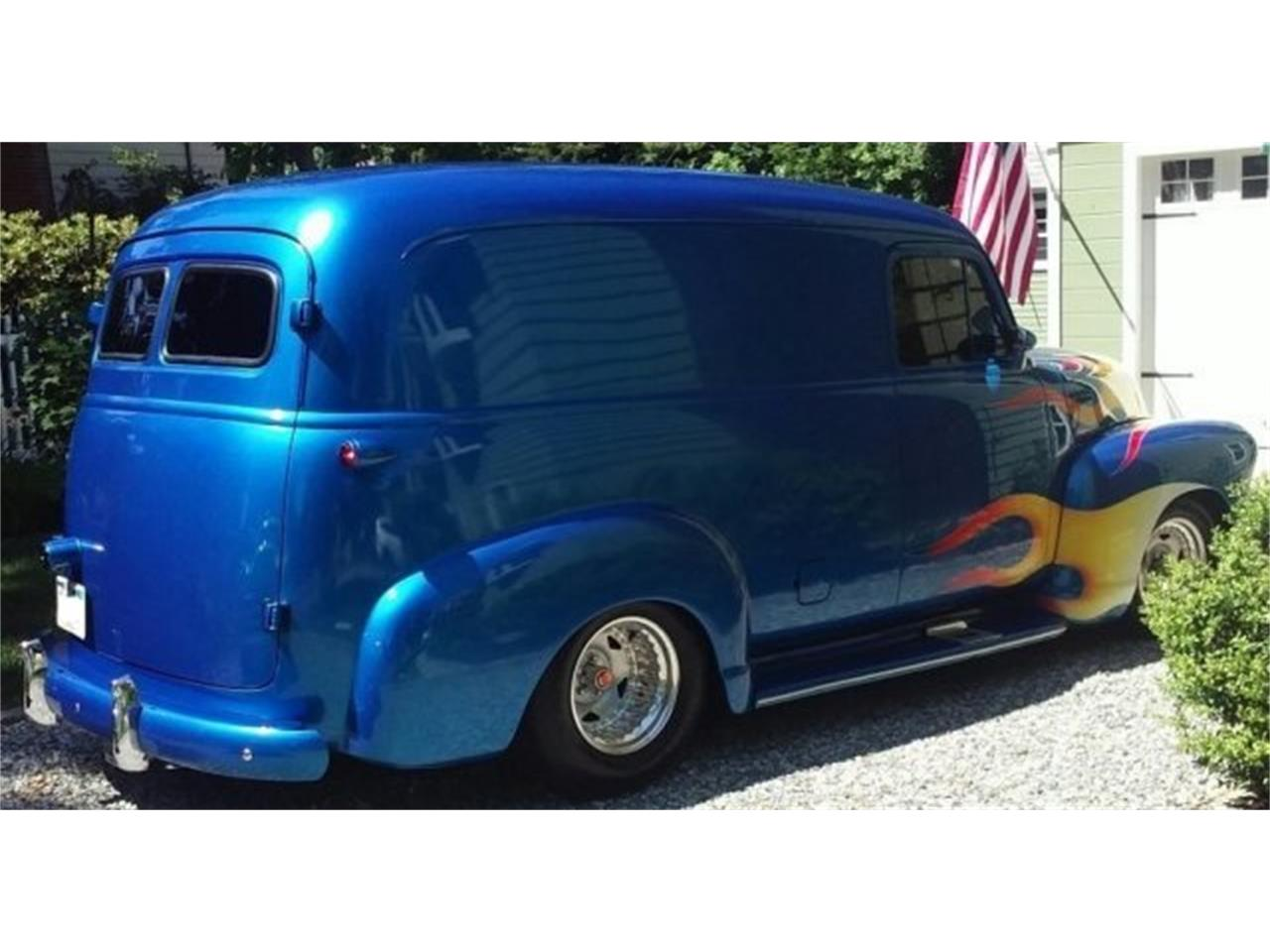 Large Picture of 1954 Panel Delivery Van located in Massachusetts - LASE
