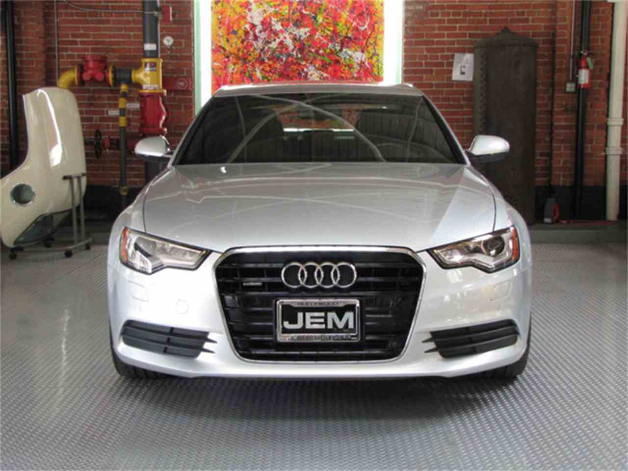 Large Picture of '14 A6 - L86I