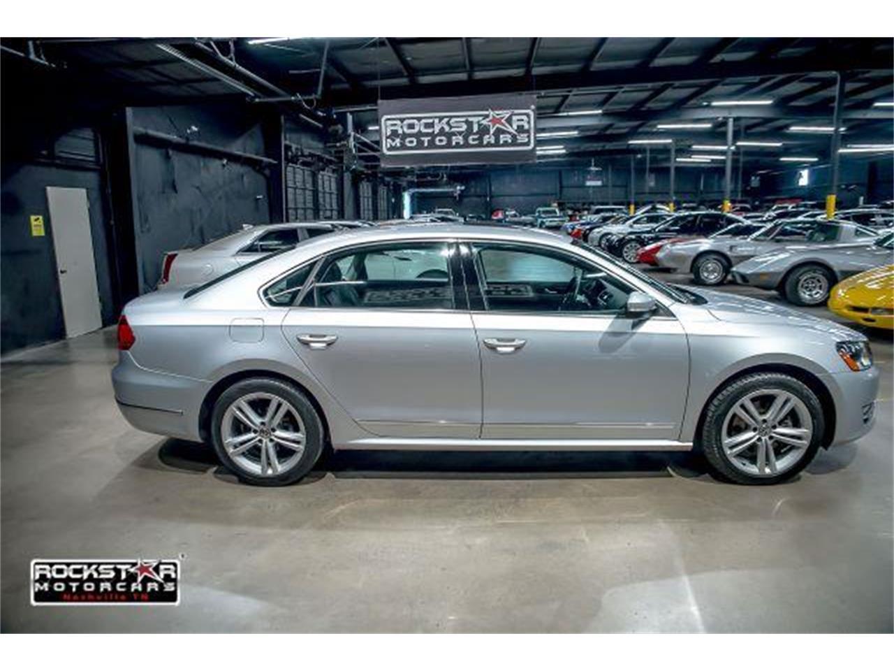 Large Picture of '13 Volkswagen Passat - $12,500.00 - LAT2