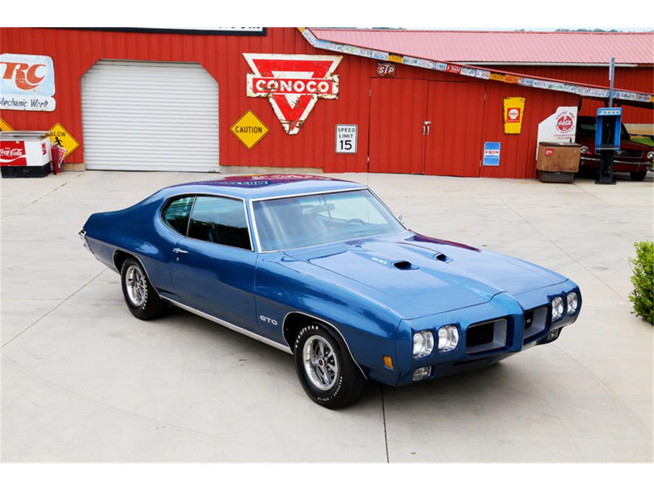 Large Picture of Classic '70 Pontiac GTO - LAT6