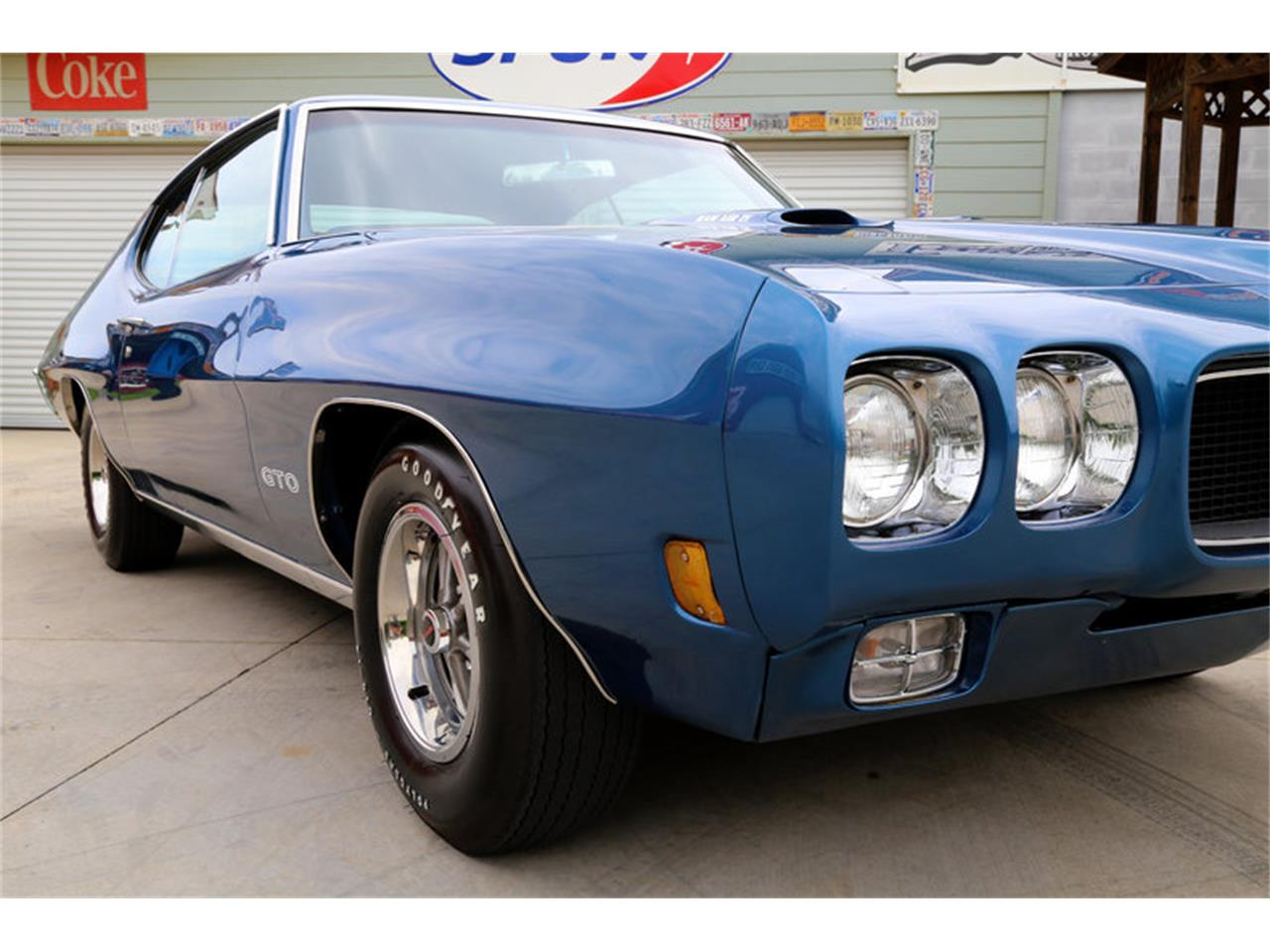 Large Picture of 1970 Pontiac GTO located in Tennessee - LAT6