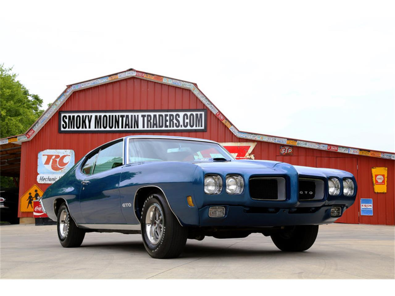 Large Picture of Classic '70 Pontiac GTO located in Lenoir City Tennessee - $44,995.00 - LAT6