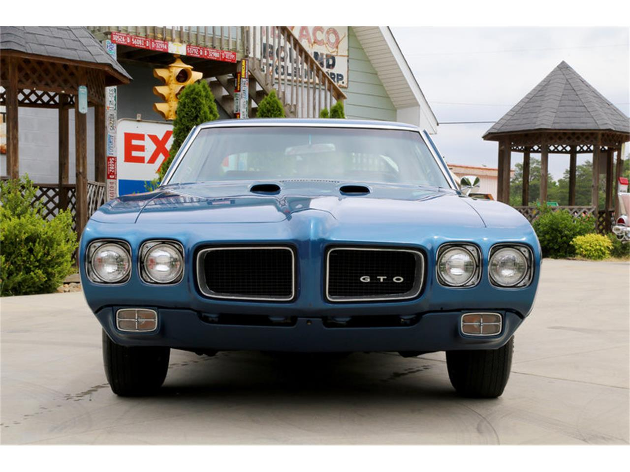 Large Picture of '70 Pontiac GTO located in Lenoir City Tennessee - $44,995.00 - LAT6