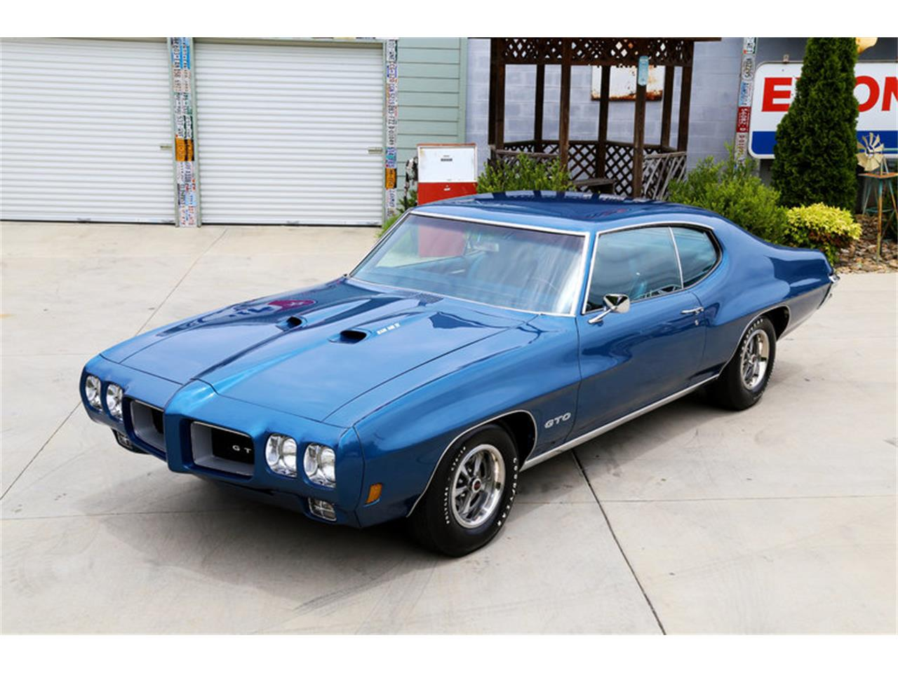 Large Picture of 1970 GTO located in Lenoir City Tennessee Offered by Smoky Mountain Traders - LAT6