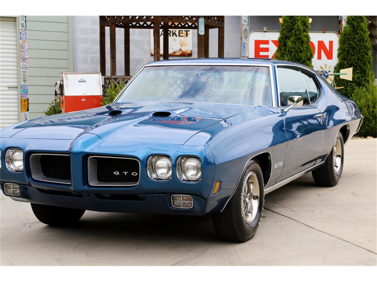 Large Picture of 1970 Pontiac GTO located in Tennessee - $44,995.00 - LAT6