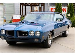 Picture of Classic '70 Pontiac GTO located in Lenoir City Tennessee - $44,995.00 Offered by Smoky Mountain Traders - LAT6
