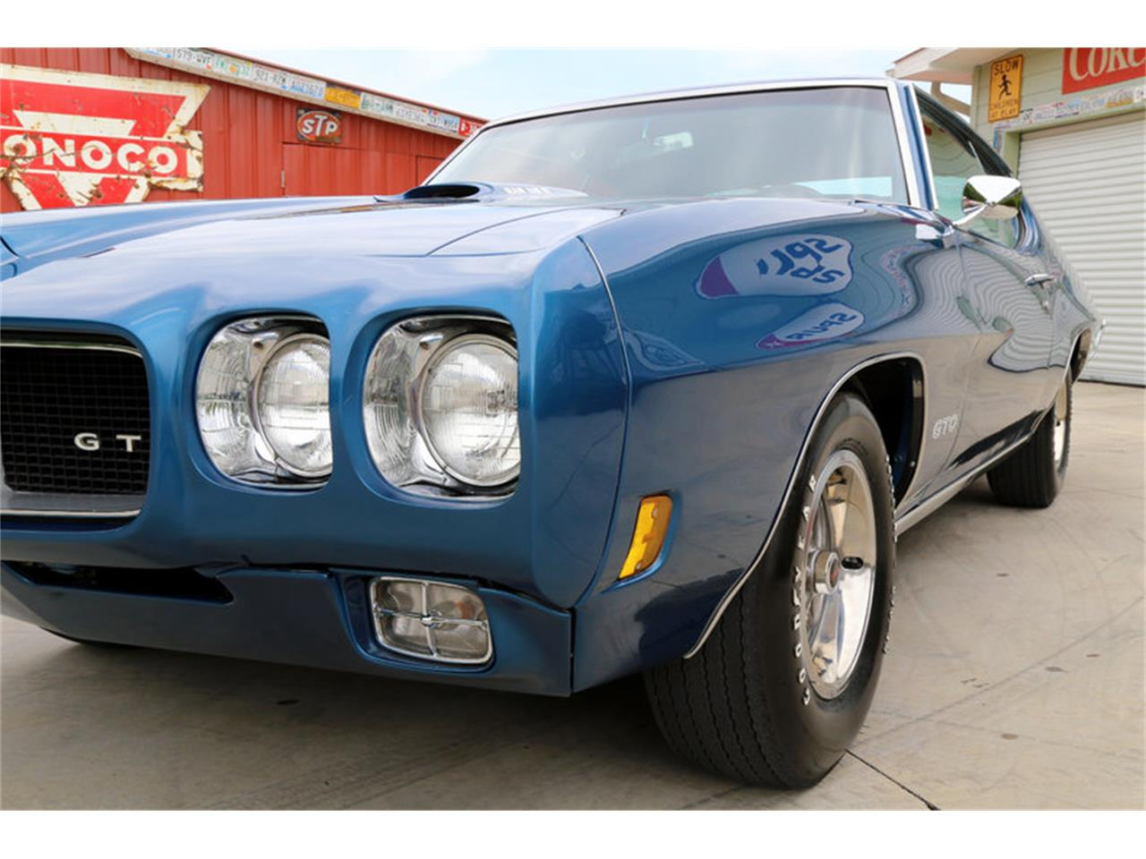 Large Picture of '70 Pontiac GTO - $44,995.00 - LAT6