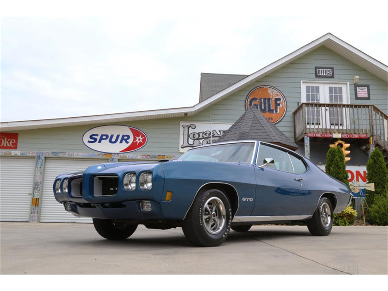 Large Picture of Classic 1970 Pontiac GTO Offered by Smoky Mountain Traders - LAT6
