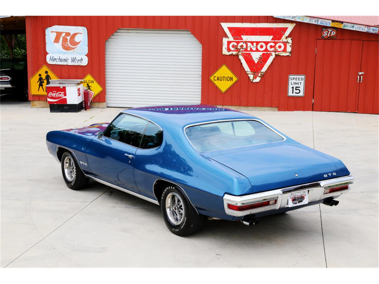 Large Picture of 1970 Pontiac GTO - $44,995.00 - LAT6