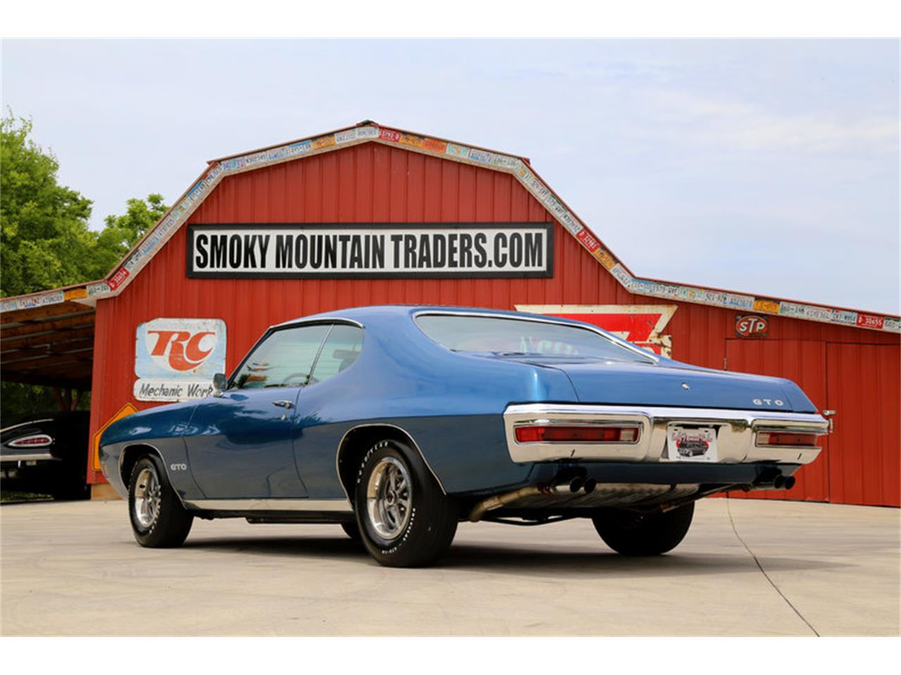 Large Picture of Classic '70 Pontiac GTO - $44,995.00 Offered by Smoky Mountain Traders - LAT6