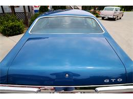 Picture of '70 Pontiac GTO located in Lenoir City Tennessee - $44,995.00 Offered by Smoky Mountain Traders - LAT6
