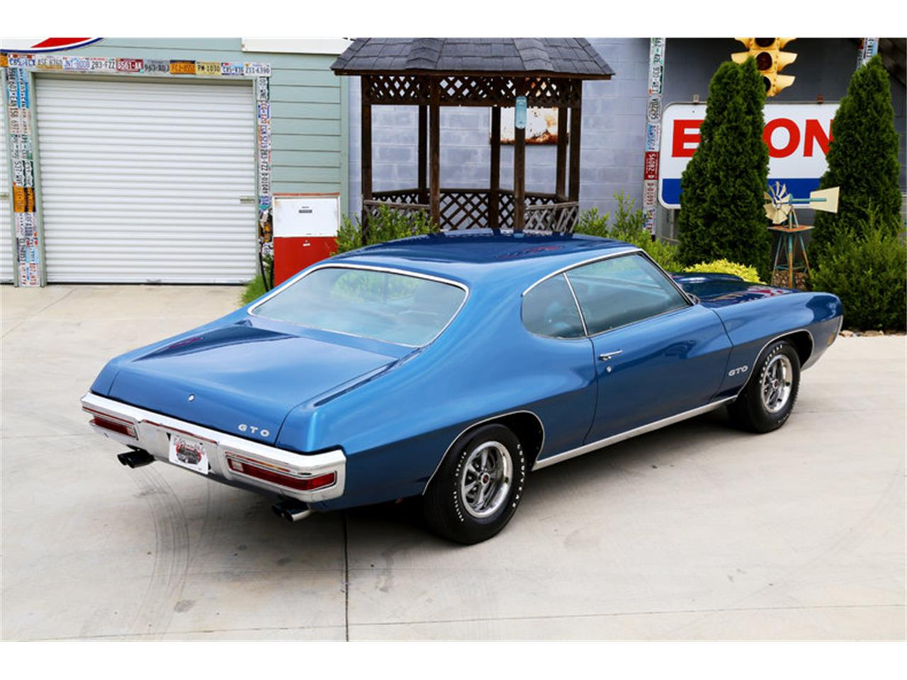 Large Picture of Classic '70 Pontiac GTO located in Tennessee - $44,995.00 - LAT6