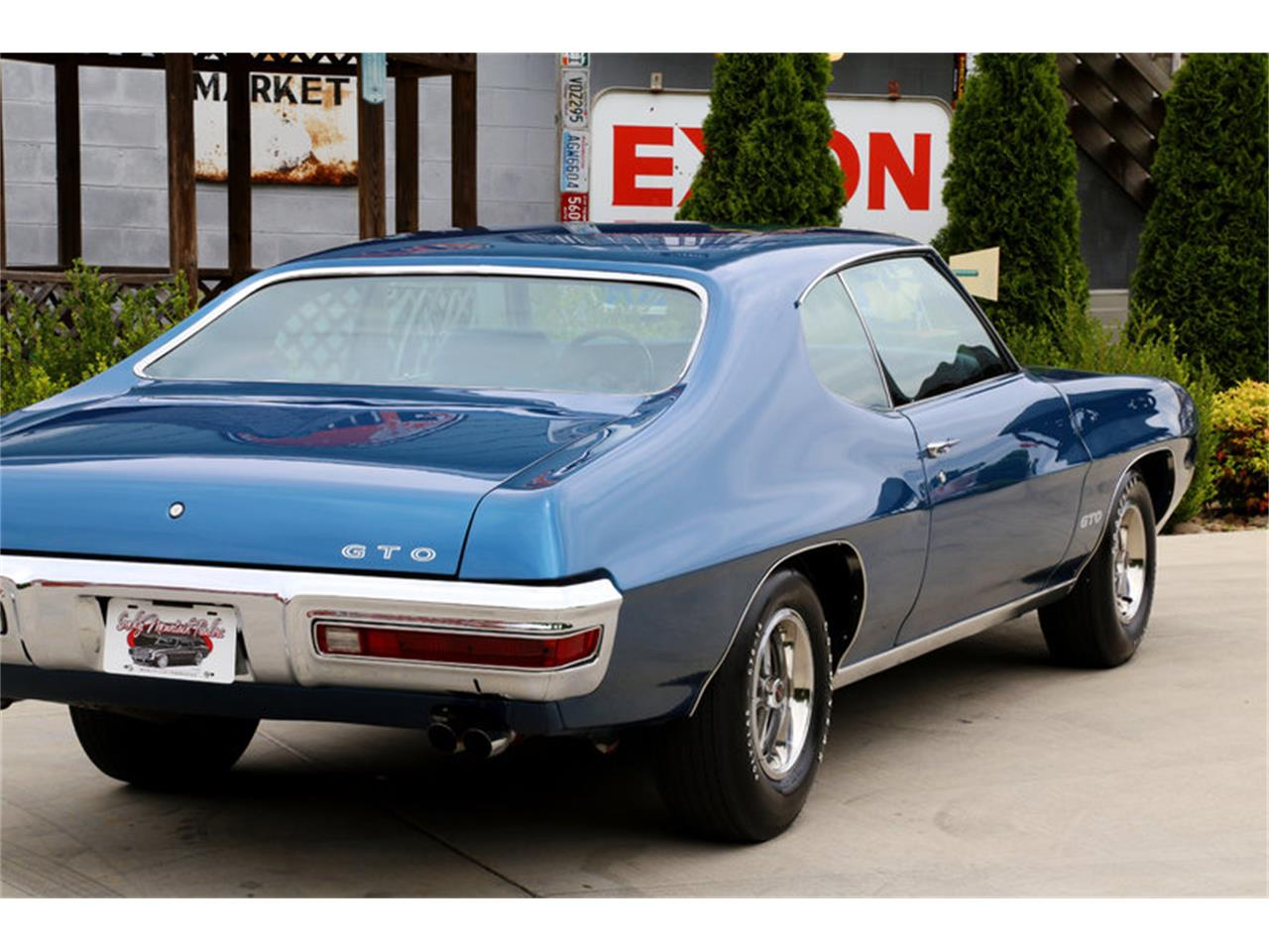 Large Picture of Classic 1970 Pontiac GTO located in Lenoir City Tennessee - LAT6