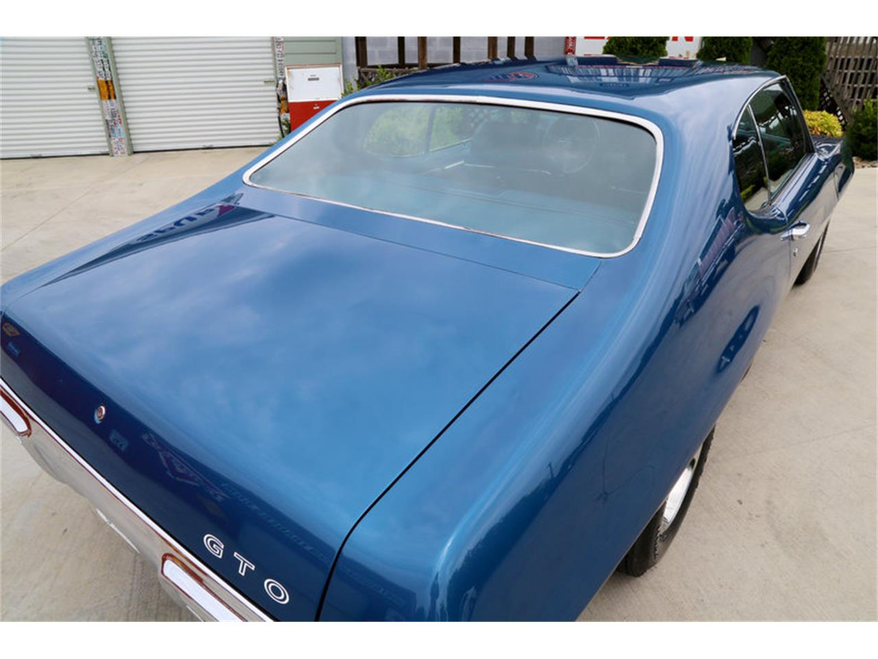 Large Picture of Classic 1970 GTO located in Tennessee - $44,995.00 Offered by Smoky Mountain Traders - LAT6