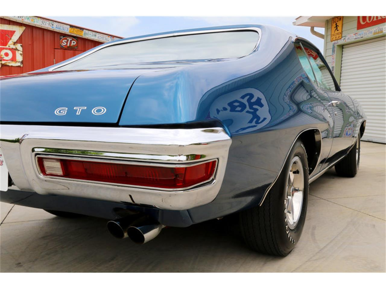 Large Picture of Classic 1970 Pontiac GTO - LAT6
