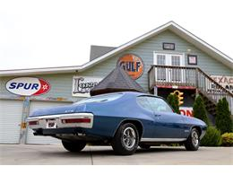 Picture of Classic 1970 Pontiac GTO located in Tennessee - $44,995.00 Offered by Smoky Mountain Traders - LAT6