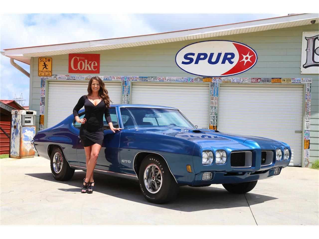Large Picture of 1970 GTO - $44,995.00 Offered by Smoky Mountain Traders - LAT6