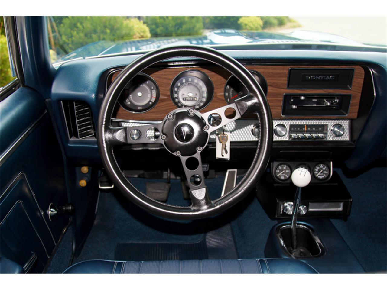 Large Picture of '70 Pontiac GTO located in Lenoir City Tennessee - LAT6
