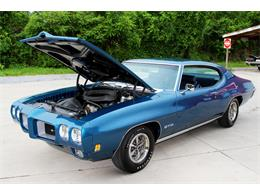 Picture of '70 Pontiac GTO located in Tennessee Offered by Smoky Mountain Traders - LAT6