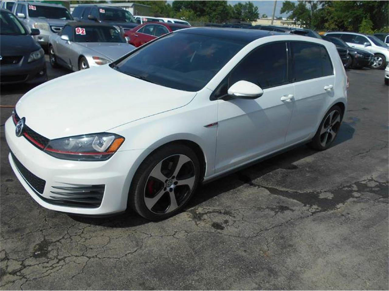 Large Picture of '15 Golf GTI located in Olathe Kansas - $22,995.00 Offered by All American Auto Mart Inc - LATE