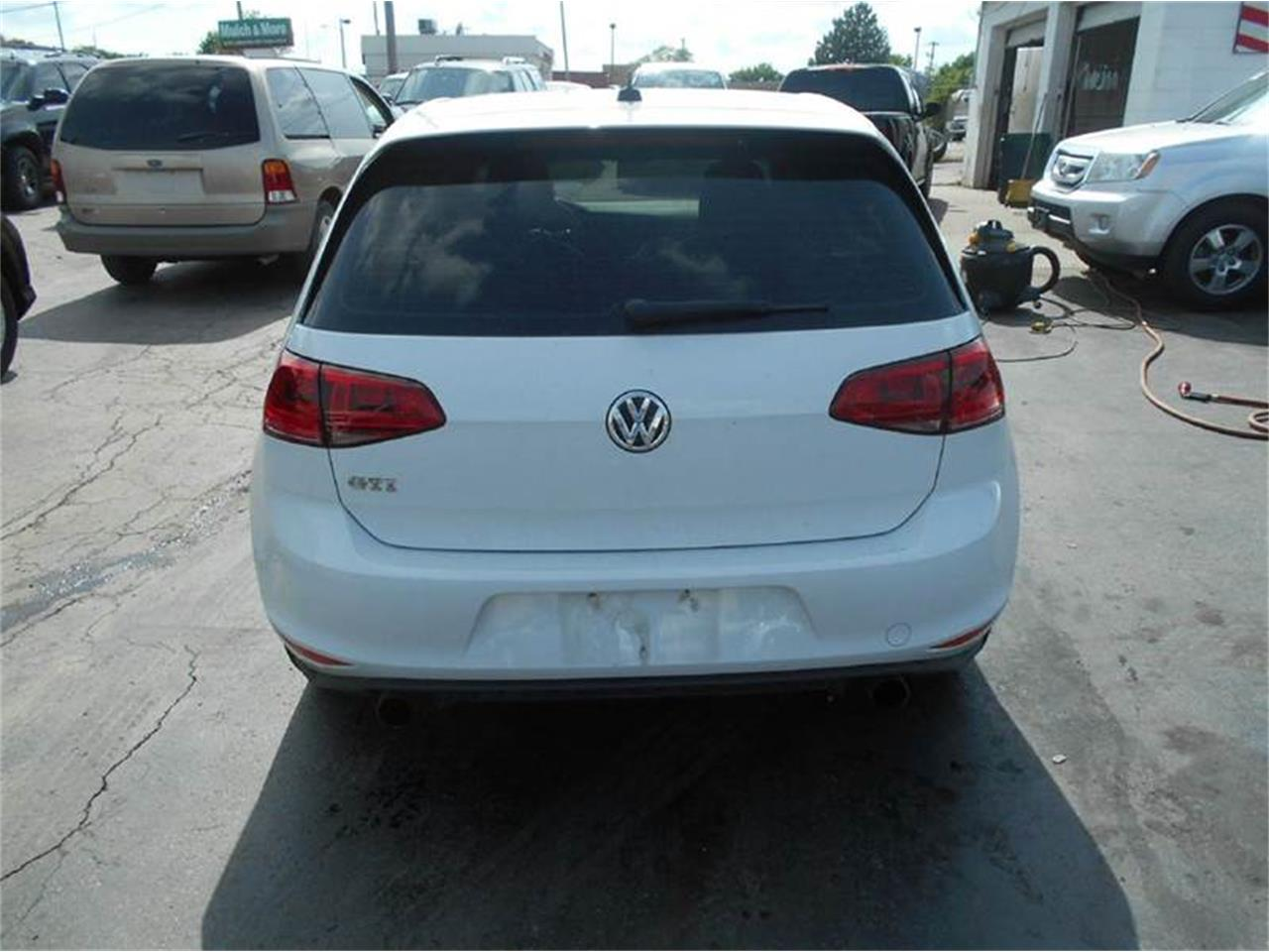 Large Picture of '15 Golf GTI located in Olathe Kansas - LATE