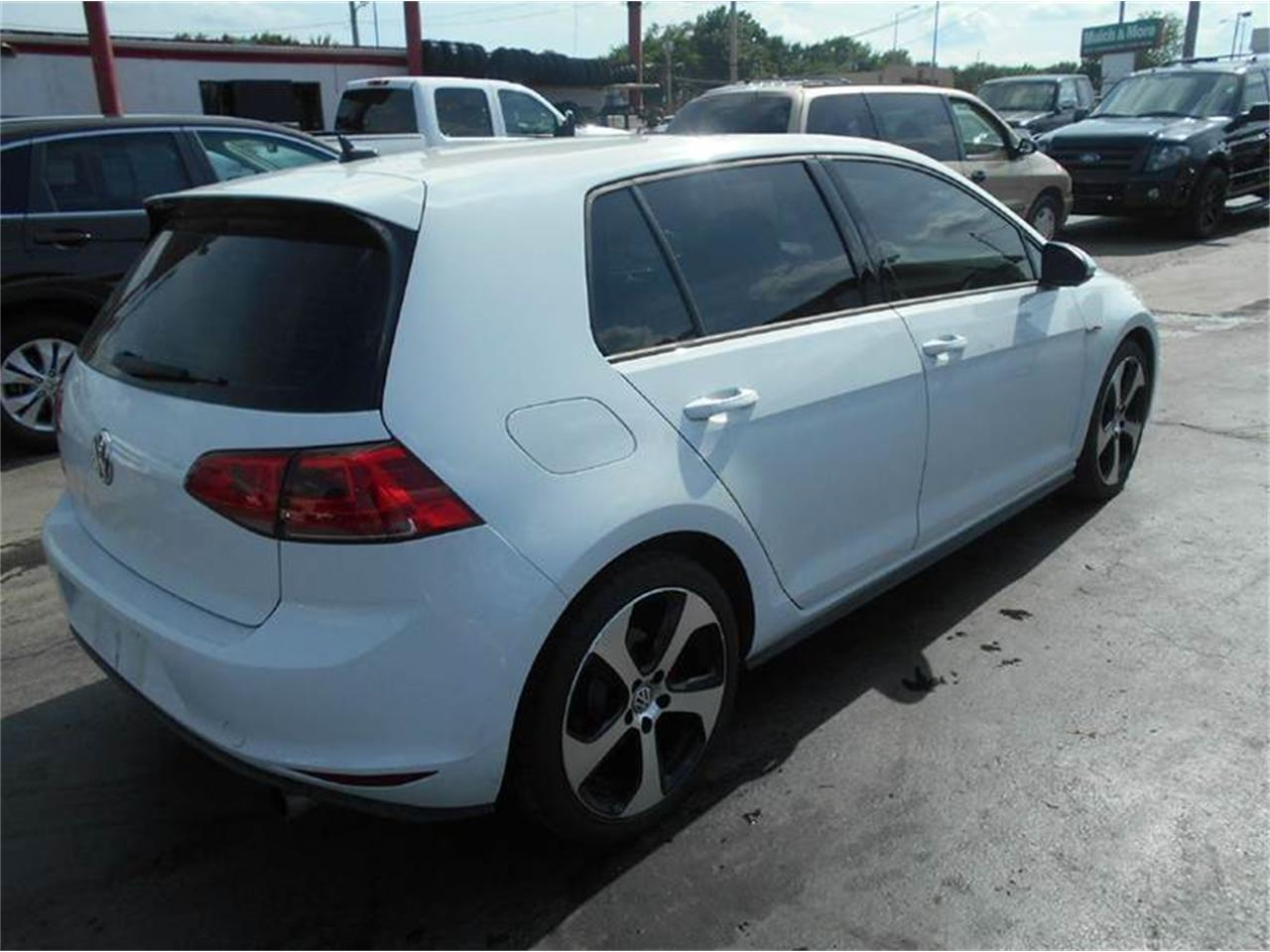 Large Picture of 2015 Volkswagen Golf GTI Offered by All American Auto Mart Inc - LATE