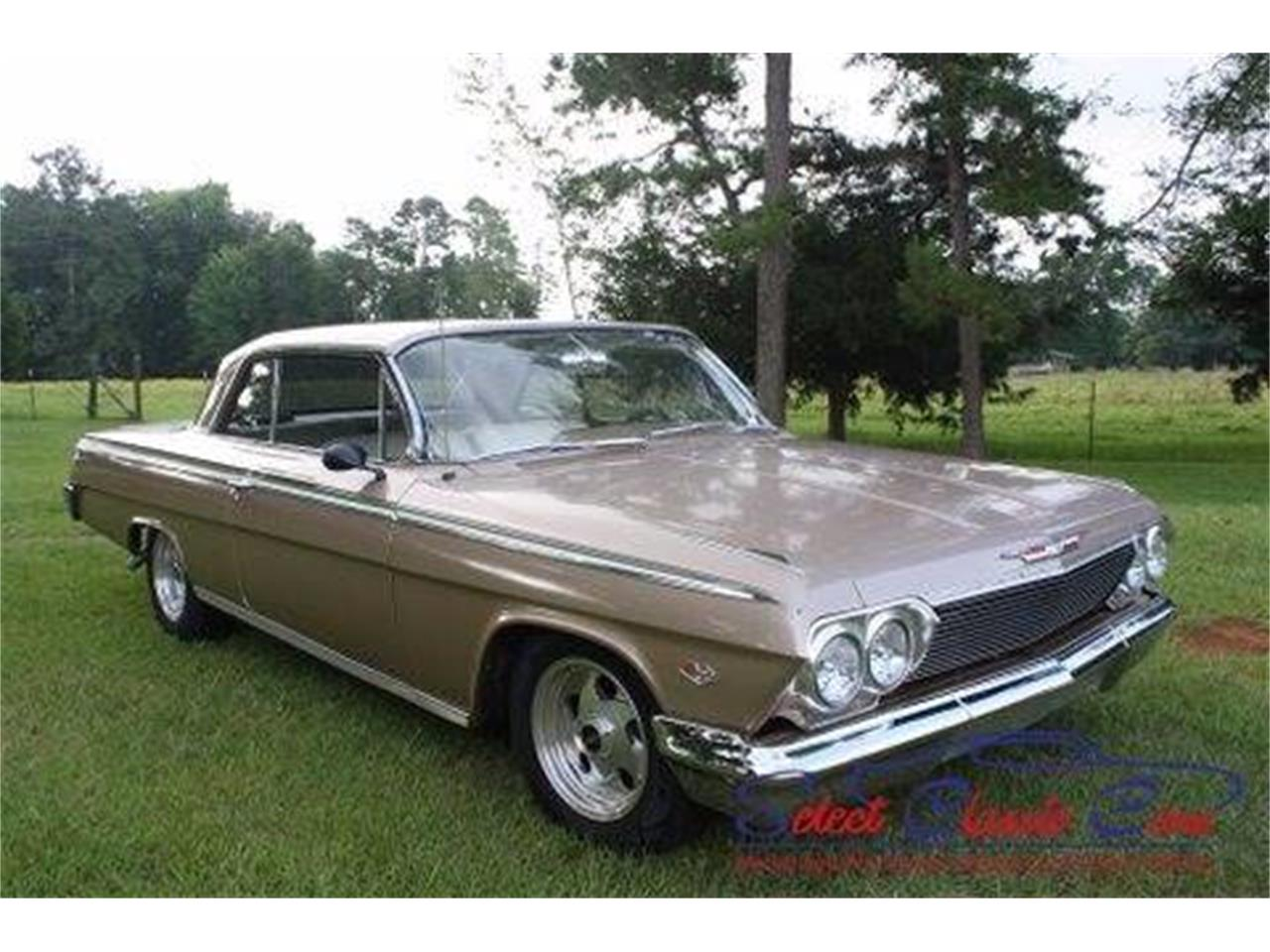 Large Picture of Classic '62 Chevrolet Impala located in Hiram Georgia - $32,500.00 - LATG