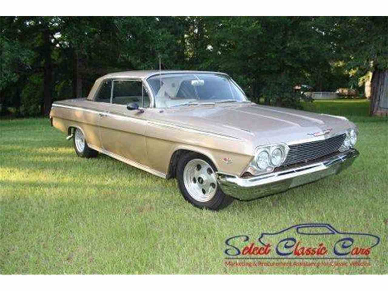 Large Picture of Classic '62 Impala located in Hiram Georgia - $32,500.00 Offered by Select Classic Cars - LATG