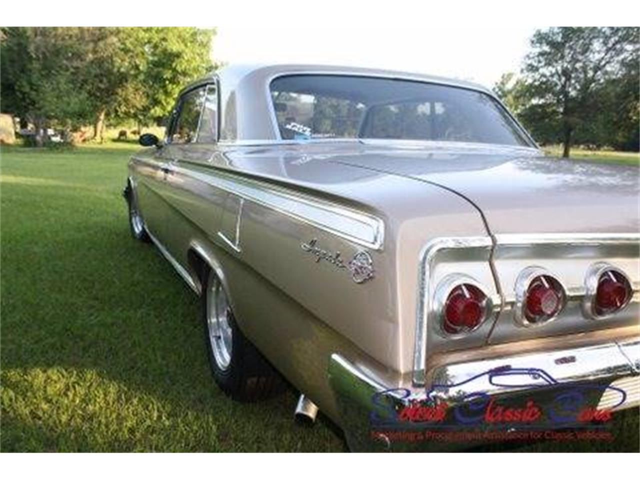 Large Picture of Classic 1962 Chevrolet Impala located in Hiram Georgia Offered by Select Classic Cars - LATG