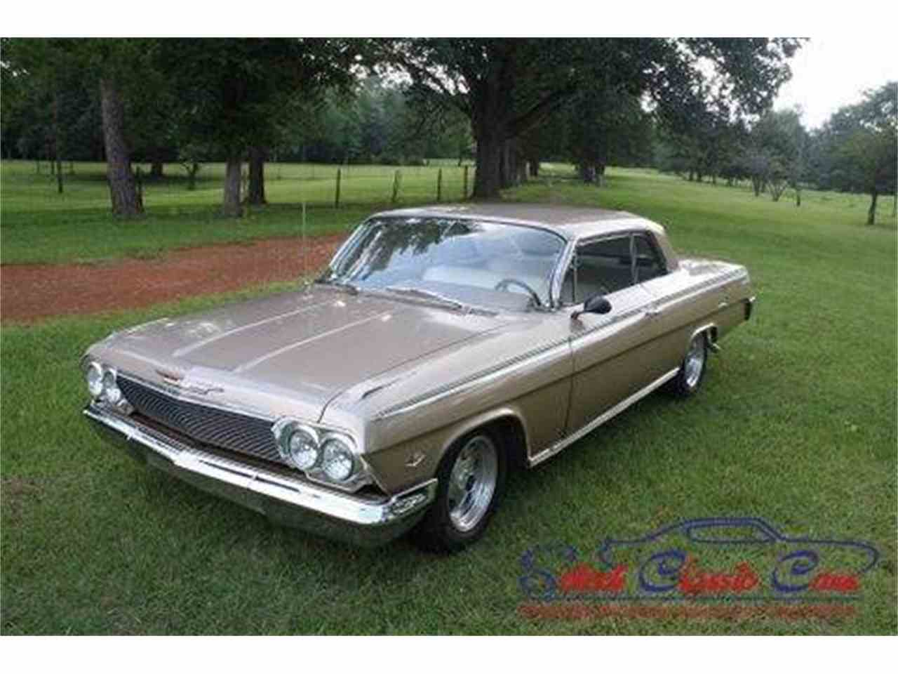 Large Picture of Classic '62 Chevrolet Impala - $32,500.00 Offered by Select Classic Cars - LATG