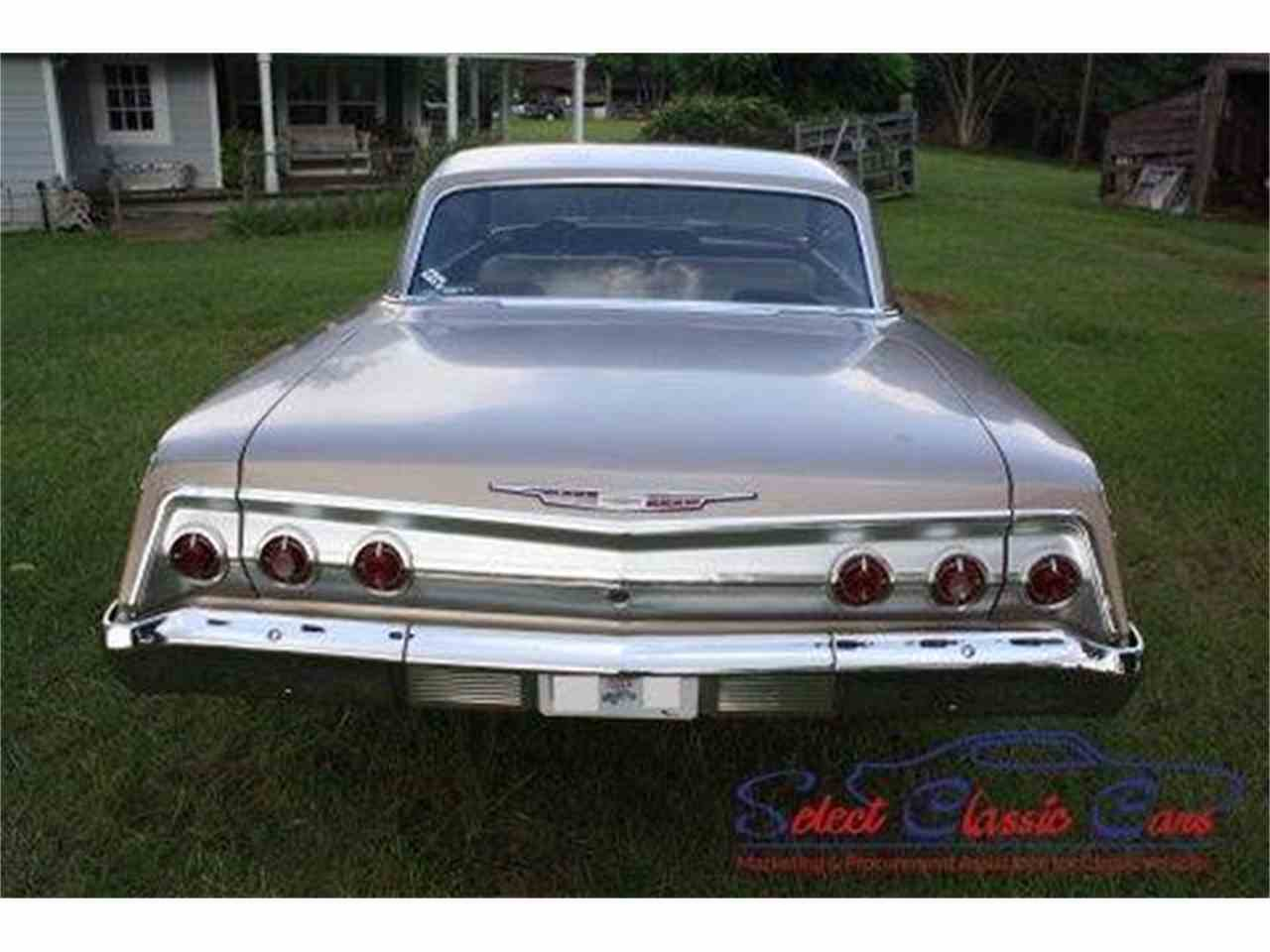 Large Picture of '62 Chevrolet Impala Offered by Select Classic Cars - LATG