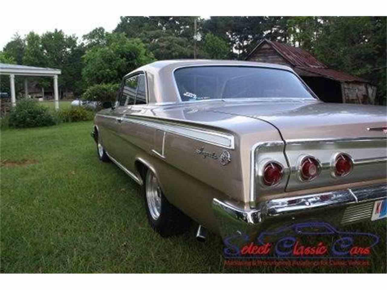 Large Picture of '62 Impala located in Georgia Offered by Select Classic Cars - LATG