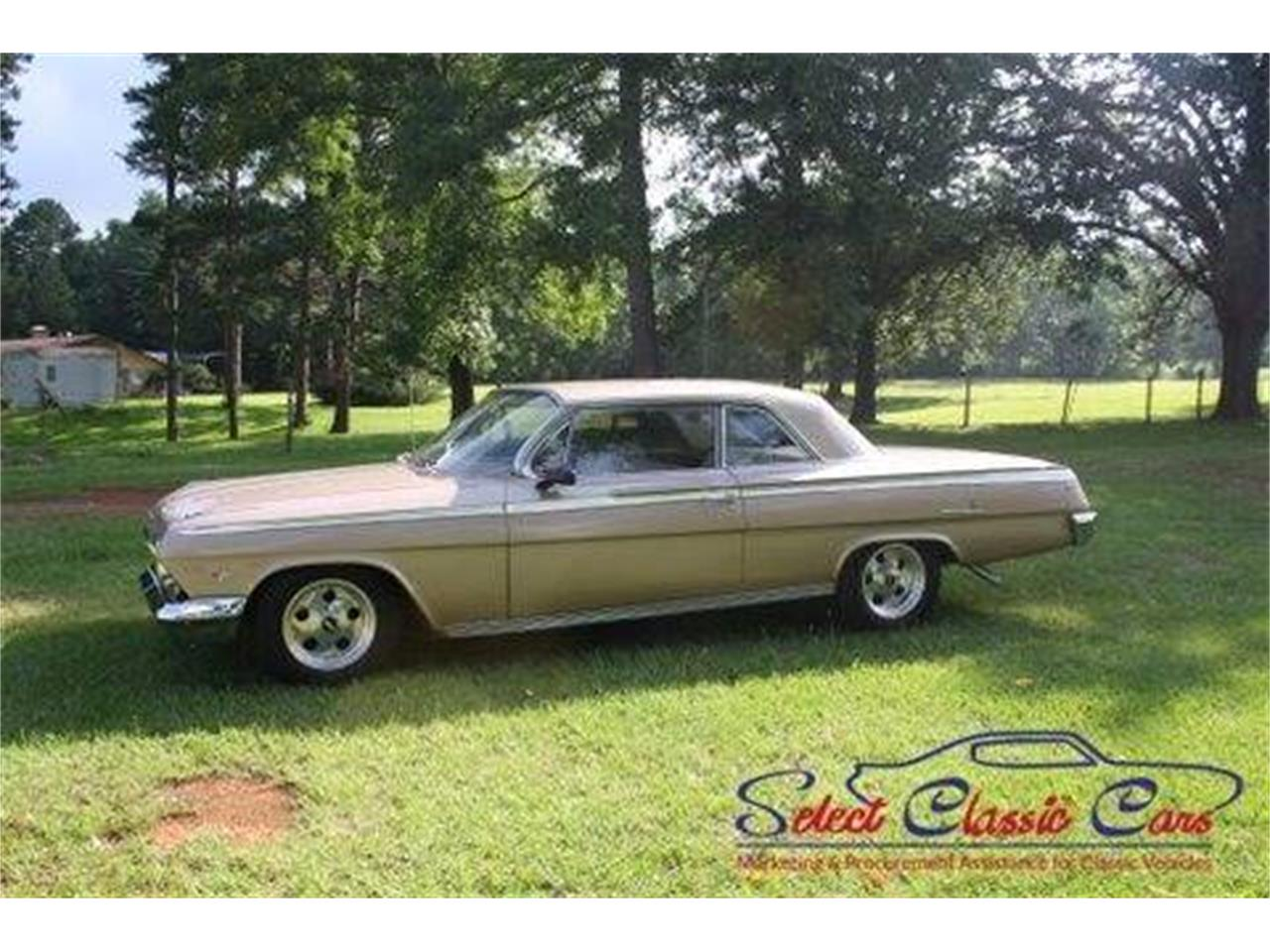 Large Picture of '62 Chevrolet Impala located in Hiram Georgia - $32,500.00 Offered by Select Classic Cars - LATG
