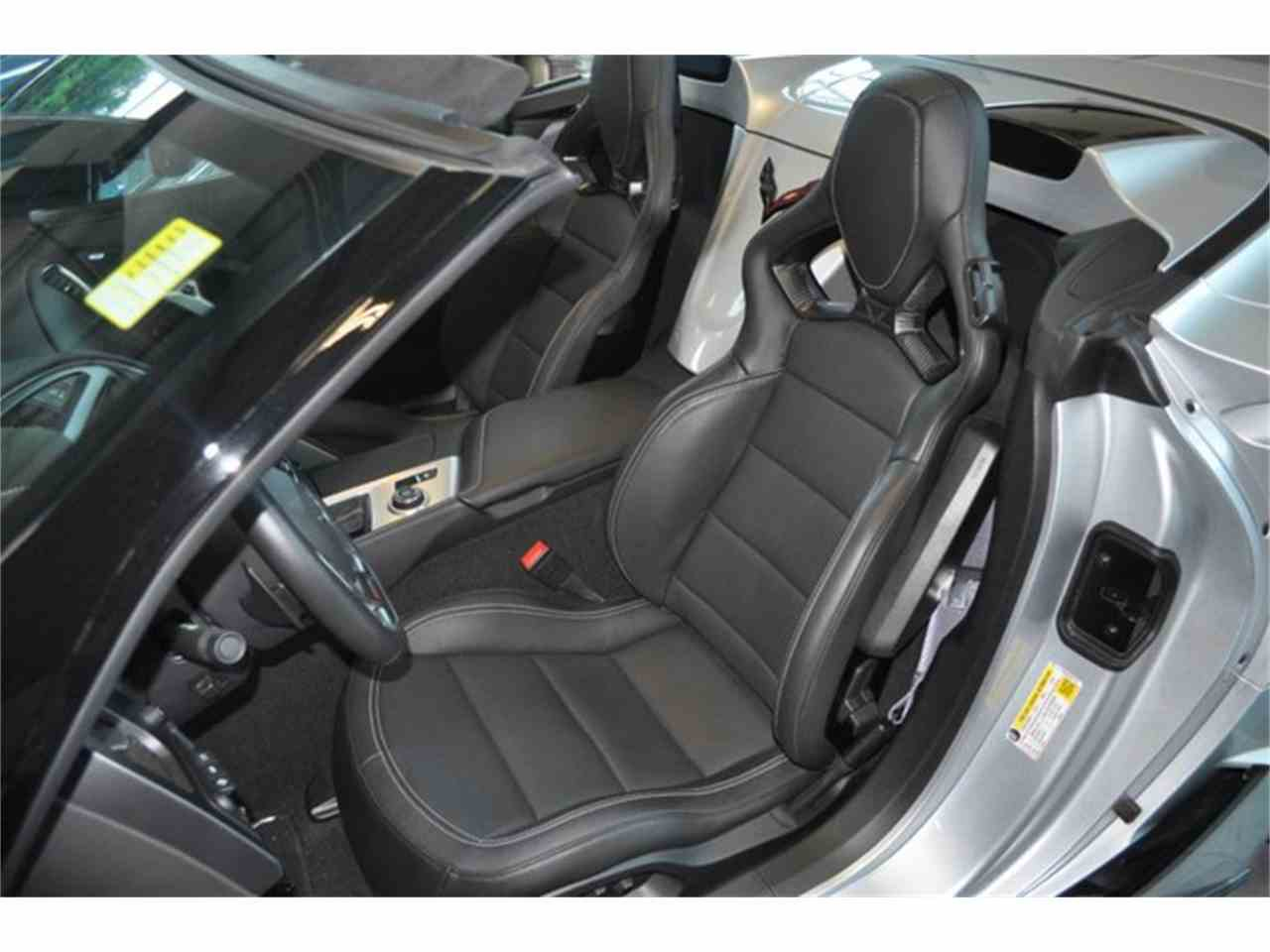 Large Picture of '15 Chevrolet Corvette Auction Vehicle - LATH