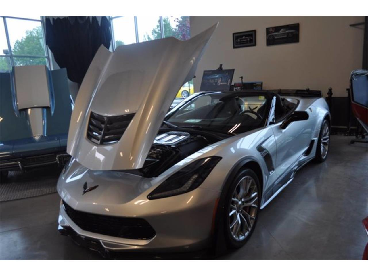 Large Picture of 2015 Corvette located in Clifton Park New York - LATH