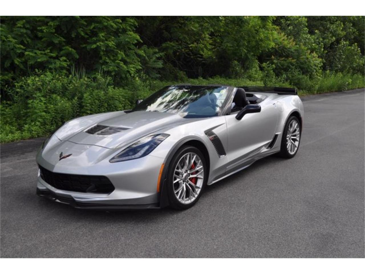 Large Picture of '15 Corvette located in Clifton Park New York Auction Vehicle Offered by Prestige Motor Car Co. - LATH