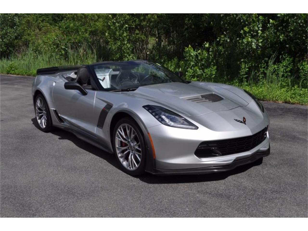 Large Picture of 2015 Chevrolet Corvette located in Clifton Park New York Offered by Prestige Motor Car Co. - LATH