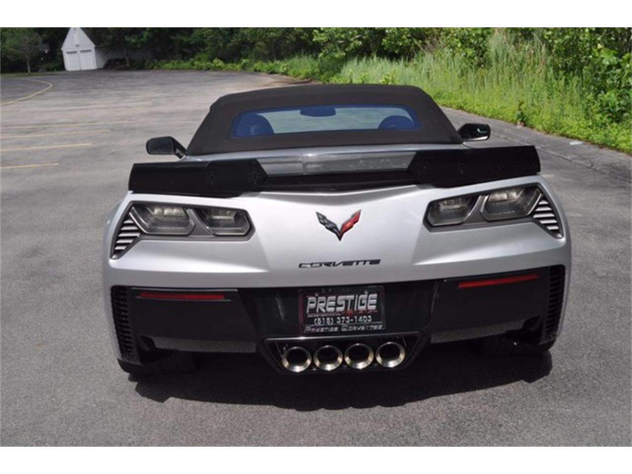 Large Picture of 2015 Corvette located in New York Auction Vehicle Offered by Prestige Motor Car Co. - LATH