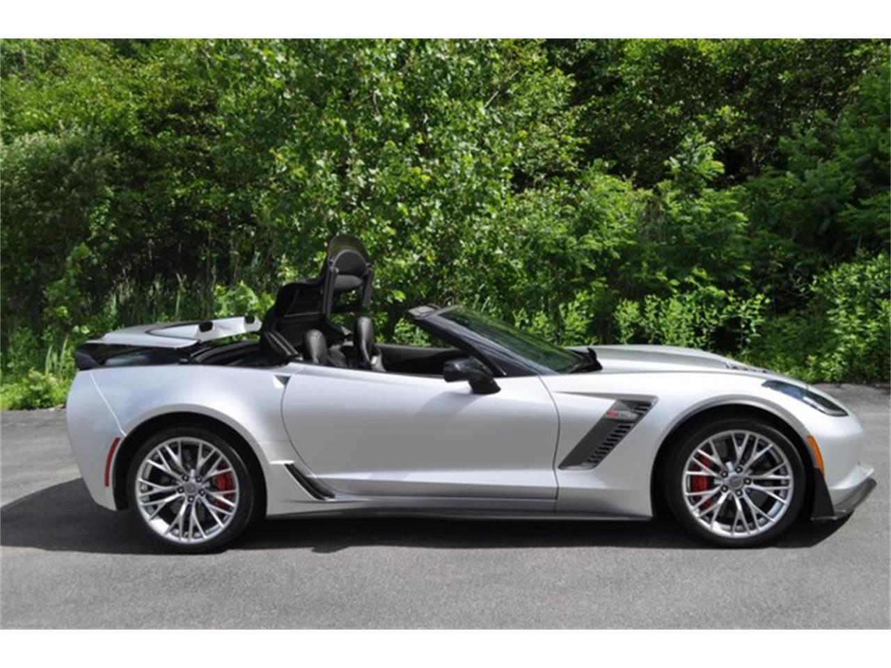 Large Picture of '15 Corvette Auction Vehicle Offered by Prestige Motor Car Co. - LATH