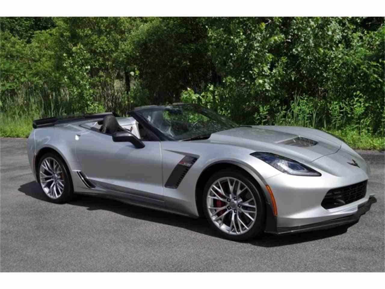 Large Picture of '15 Corvette Auction Vehicle - LATH