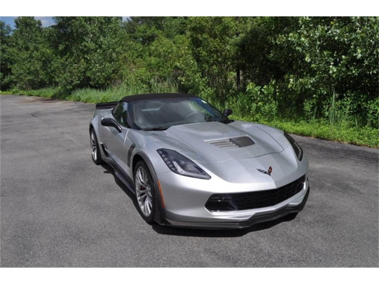 Large Picture of 2015 Corvette located in Clifton Park New York Auction Vehicle - LATH