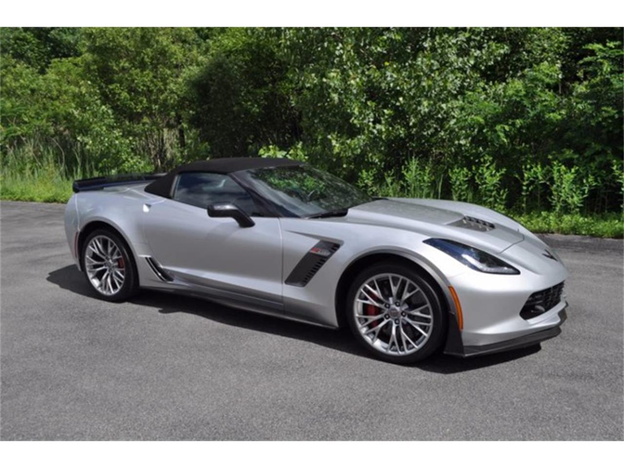 Large Picture of '15 Corvette located in Clifton Park New York Offered by Prestige Motor Car Co. - LATH